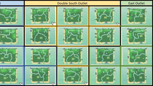 Animal Crossing New Horizons Which Island Layout To Choose News