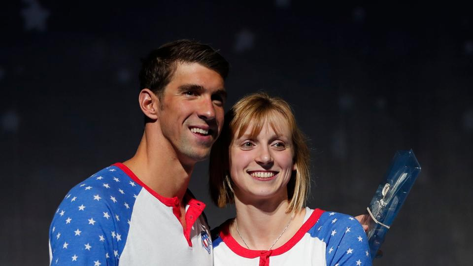 Picture for Michael Phelps' presence lingers at Olympic swimming trials 5 years after his last race
