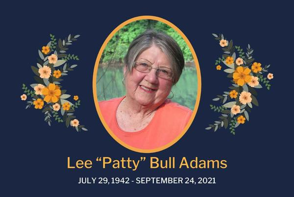 """Picture for Lee """"Patty"""" Bull Adams"""