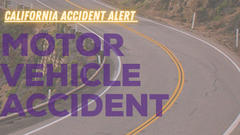 Cover for A two-vehicle collision claimed life of a person near State Route 74 (Lake Elsinore, CA)