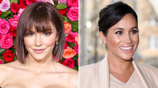 Meghan Markle Is Unrecognizable In This Throwback Photo With Katharine Mcphee News Break