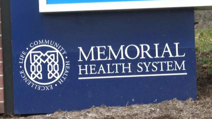 """Cover for Memorial Health Doctor on COVID cases: """"We're in a crisis"""""""