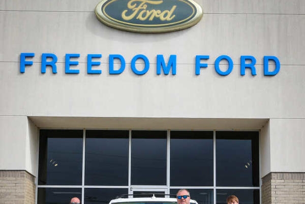 Picture for Freedom Ford sponsors Ozarka College Foundation Golf Tournament