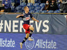 Picture for Revolution striker Adam Buksa is at the top of his game