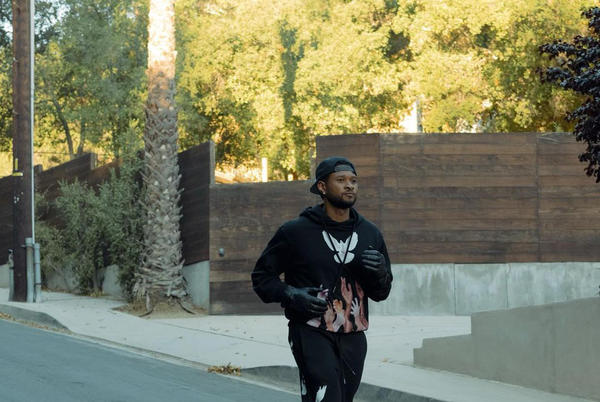 Picture for Usher Goes for a Run with Baby Goats on His Birthday: 'This Is What 43 Looks Like for Me'