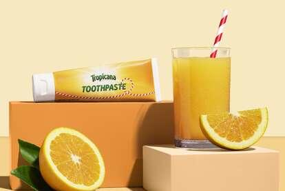 Picture for Tropicana Debuts Toothpaste That Doesn't Make Orange Juice Taste Terrible