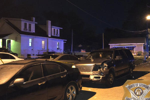 Picture for Mass shooting in Fort Valley leaves one dead, 7 others injured