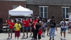 Cover for Juneteenth weekend jam-packed with community celebration