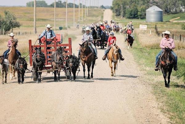 Picture for Weekend Events Honor Tradition and Western Way of Life
