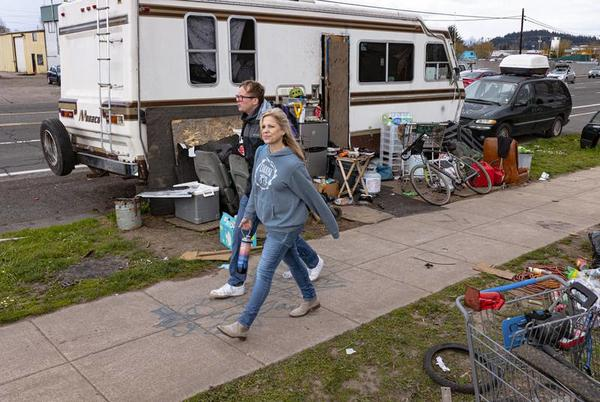Picture for Readers Respond to Street Debate Over People Living in RVs