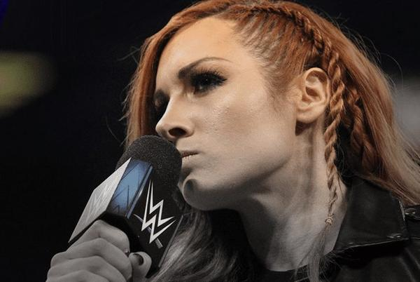 Picture for Becky Lynch Not Happy About First Pinfall Loss In Over Two Years
