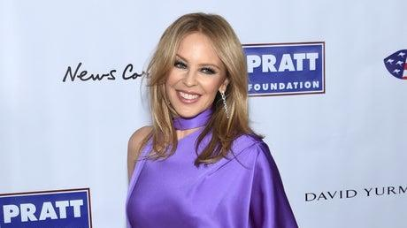 Picture for Kylie Minogue says her wine brand started as 'a flight of fancy'