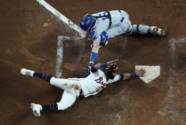 Picture for Chansky's Notebook: Braves On A Roll