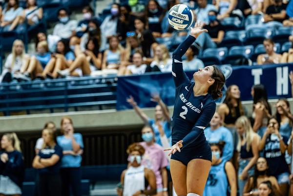 Picture for USC and Long Beach State Next for Toreros