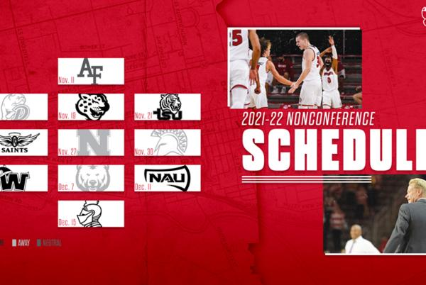 Picture for Men's basketball completes schedule
