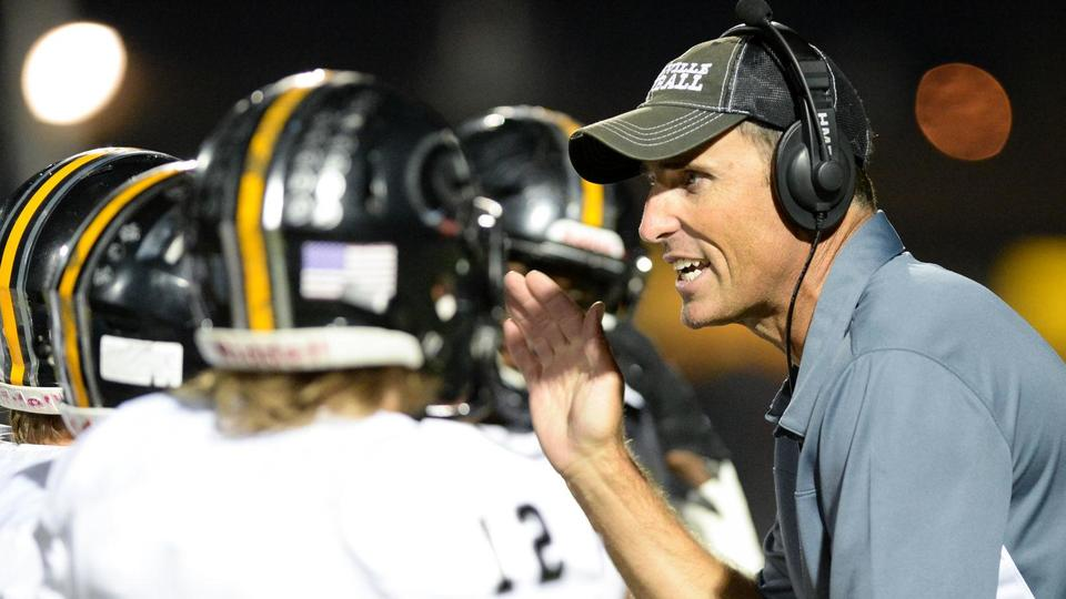 Picture for Ponder hires Kyle Cooper as next head football coach