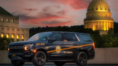 Cover for WVSP enters 'Best Looking Cruiser' contest