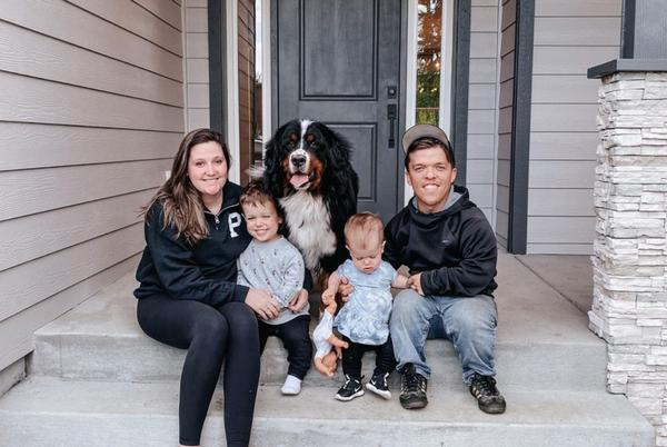 Picture for Stunning Views! LPBW's Tori Roloff Gives a Glimpse at Spacious Backyard of New Washington Home