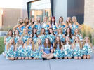 Picture for Utah junior high school cheerleading manager with Down syndrome left out of team photo in yearbook