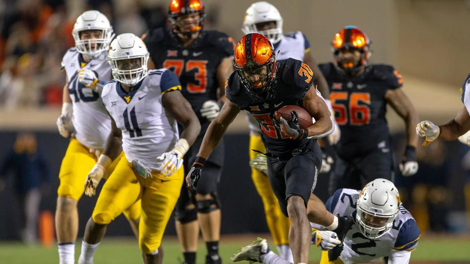 Oklahoma State's revised 2020 football schedule: Cowboys ...