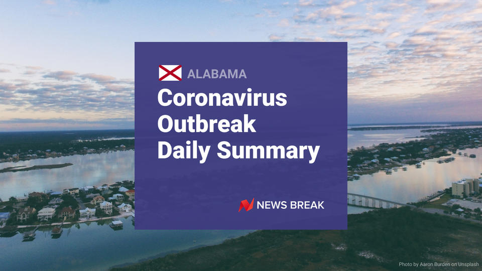 Picture for Coronavirus Outbreak in Alabama   Daily Summary