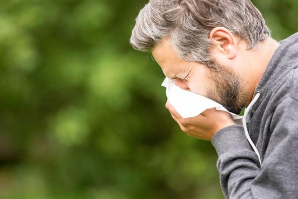 Picture for Is Sneezing a Symptom of COVID?