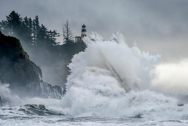 Picture for Massive King Tides Are Coming To Oregon Coast, Help Scientists Document It In Photos