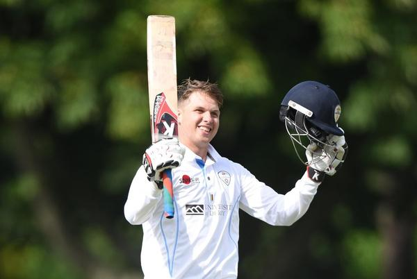 Picture for Derbyshire end season on a high after beating Sussex