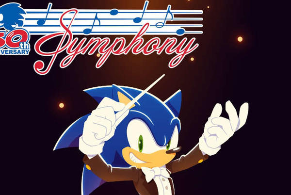 Picture for Sonic 30th Anniversary Symphony album now available on iTunes and Apple Music
