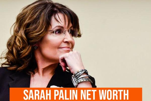 Picture for Sarah Palin Net Worth