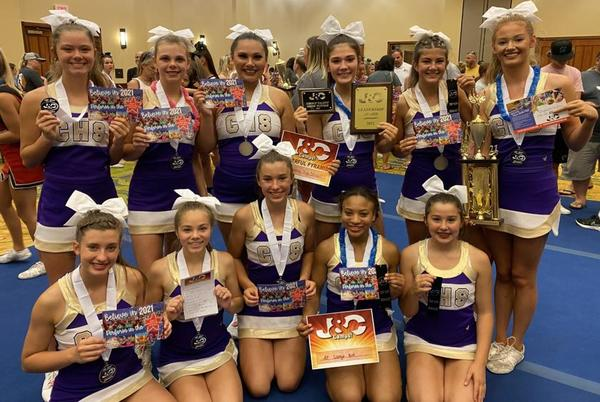 Picture for Chickasha cheerleaders picked to perform in Macy's Thanksgiving Day Parade