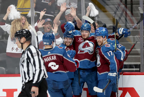 Picture for Colorado Avalanche: Middle Six Dilemma