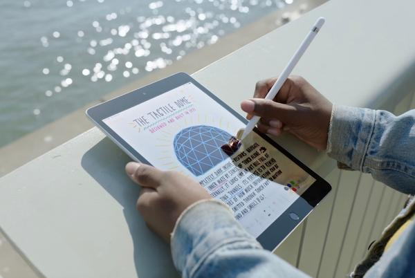 Picture for Comment: Why the iPad 9 is still a great deal despite its classic design