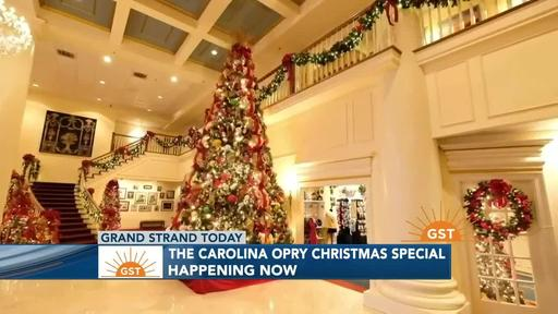 Grand Strand Area Church Christmas Programs 2020 The Carolina Opry Christmas Special is happening now through