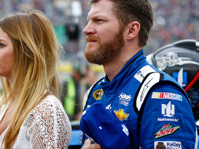 Dale Earnhardt Jr And Wife Amy Welcome 2nd Child She S Here News Break The new team won its first daytona in 2010, with driver, jamie mcmurray at the wheel. news break