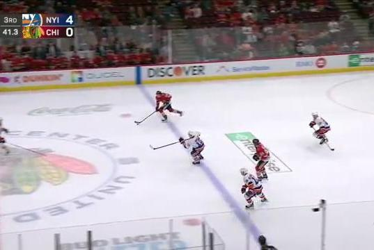 Picture for Situation Room Initiated Challenge: NYI @ CHI - 19:34 of the Third Period