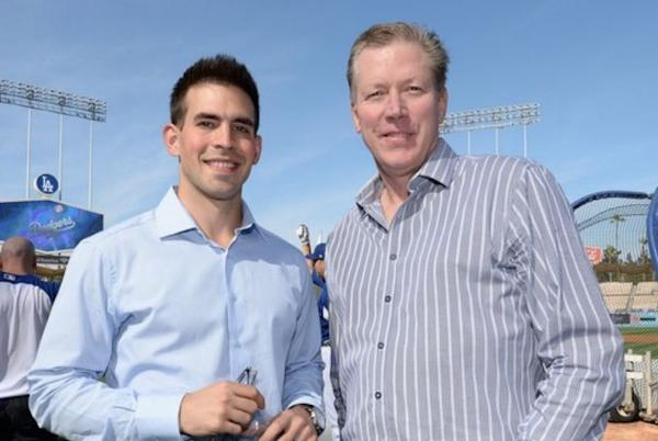 Picture for Dodgers Broadcasters Joe Davis, Orel Hershiser Placed Into Quarantine