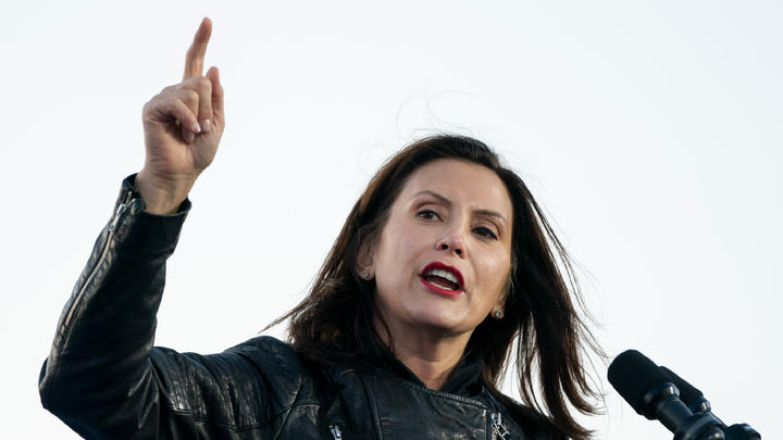 Cover for Detroit Daily Round-Up: Gov. Whitmer continues to collect excess campaign contributions, COVID-19 booster shots and more