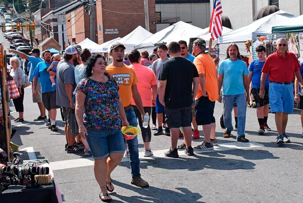 Picture for Newport Harvest Street Festival returns for 35th year