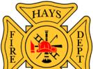 Picture for Hays home damaged in early morning fire Friday