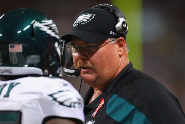Picture for Philadelphia Eagles: Prayers up for Philly legend Andy Reid