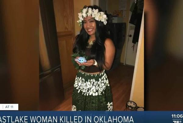Picture for Family mourns Eastlake woman killed in Oklahoma