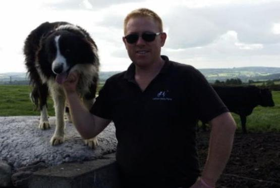 Picture for Cork farmer Ger Buckley's life was saved by heroic dog after being attacked by a bull