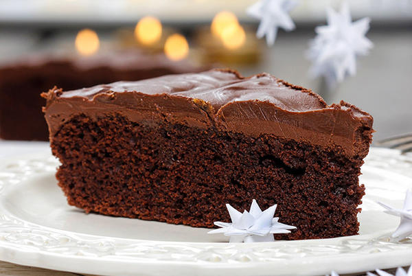Picture for Flourless Chocolate Orange Cake