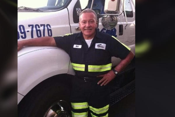 Picture for Tow Truck Driver Killed In 2020 Castaic Crash Identified