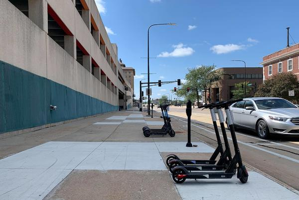 Picture for What Happens To E -Scooters Over The Winter In The Cedar Valley