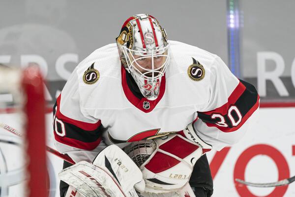Picture for Game #5 Preview: New York Rangers @ Ottawa Senators