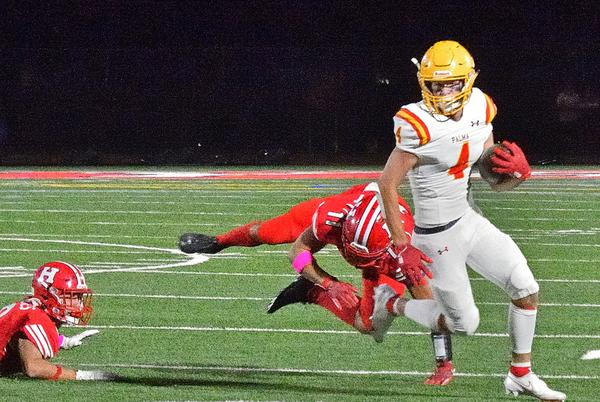 Picture for PHOTOS: No late game magic in Palma's loss to San Benito