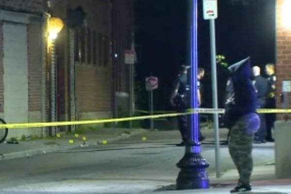 Picture for Person Shot in the Arm in Roxbury