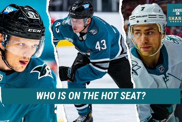Picture for Which Sharks Are on Hot Seat?